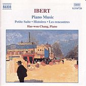 IBERT: Piano Music (Complete) by Hae-won Chang