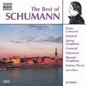 SCHUMANN : The Best Of Schumann by Various Artists