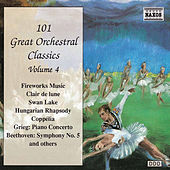 101 GREAT ORCHESTRAL CLASSICS, Vol.  4 by Various Artists