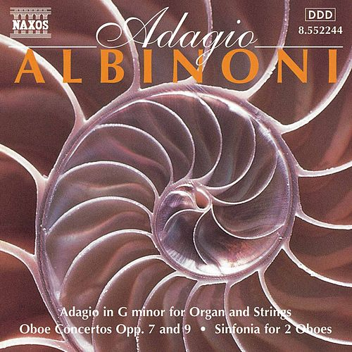 ALBINONI: Adagio by Various Artists