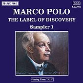 Marko Polo - The Label of Discovery: Sampler 1 by Various Artists