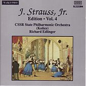 STRAUSS II, J.: Edition - Vol.  4 by Slovak Philharmonic Orchestra
