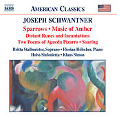 SCHWANTNER: Sparrows / Music of Amber by Holst Sinfonietta