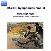 HAYDN: Symphonies, Vol.  3 by Northern Chamber Orchestra