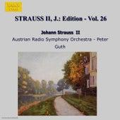 STRAUSS II, J.: Edition - Vol. 26 by Austrian Radio Symphony Orchestra
