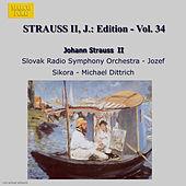 STRAUSS II, J.: Edition - Vol. 34 by Various Artists