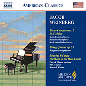 WEINBERG: Piano Concerto No. 2 / String Quartet Op. 55 / Shabbat Ba'aretz by Various Artists