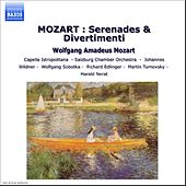 MOZART : Serenades & Divertimenti by Various Artists