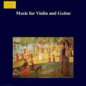 Music for Violin and Guitar by Takako Nishizaki