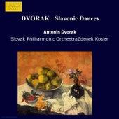 DVORAK : Slavonic Dances by Slovak Philharmonic Orchestra
