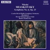 MYASKOVSKY: Symphony No. 6 by Slovak Radio Symphony Orchestra