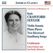 SEEGER: Vocal, Chamber and Instrumental Works by Various Artists