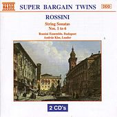 ROSSINI : String Sonatas Nos. 1 - 6 by Various Artists