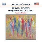 COATES, G: String Quartets Nos. 2, 3, 4, 7 and 8 by Various Artists
