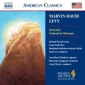 LEVY: Masada / Canto de los Marranos by Various Artists