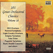 101 GREAT ORCHESTRAL CLASSICS, Vol. 10 by Various Artists