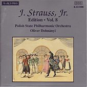 STRAUSS II, J.: Edition - Vol.  8 by Polish State Philharmonic Orchestra