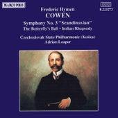 COWEN: Symphony No. 3 / Indian Rhapsody by Slovak Philharmonic Orchestra