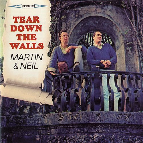 Tear Down The Walls by Vince Martin