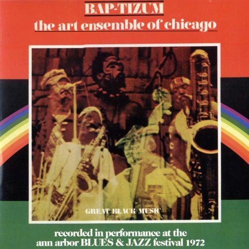 Bap-Tizum -Performance At The Ann Arbor Blues Festival by Art Ensemble of Chicago