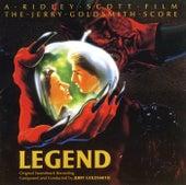 Legend [Silva Screen U.S. Soundtrack] by Jerry Goldsmith