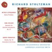 Stoltzman Plays Nielsen & Prokofiev by Carl Nielsen
