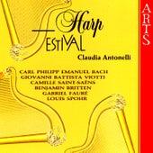 Harp Festival by Claudia Antonelli