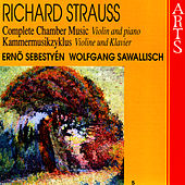 Strauss: Complete Chamber Music, Vol. 5 - Violin & Piano by Wolfgang Sawallisch