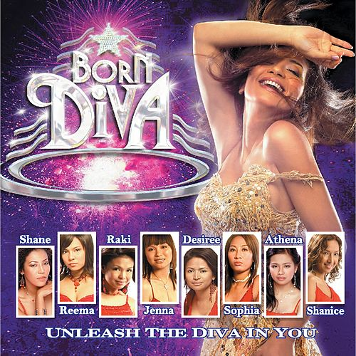 Born Diva by Various Artists