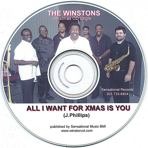 The Winstons Christmas CD Single by The Winstons