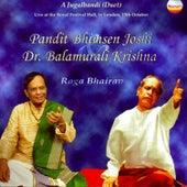 Raga Bhairav by Pandit Bhimsen Joshi