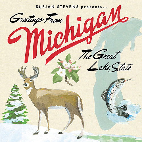 Michigan by Sufjan Stevens