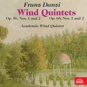 Danzi:  Wind Quintets by Academia Wind Quintet