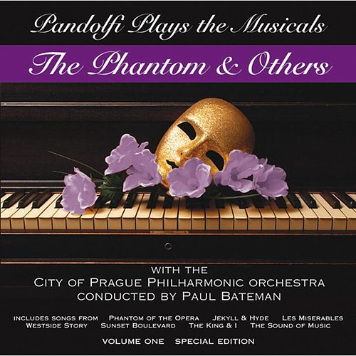 The Phantom & Others, Vol. One (Special Edition) by Emile Pandolfi