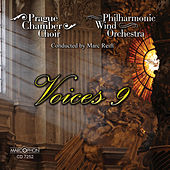 Handel, Schubert, Puccini, Naulais: Voices 9 by Philharmonic Wind Orchestra