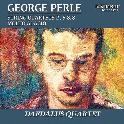 George Perle: String Quartets by Daedalus Quartet