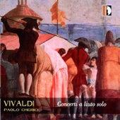 Vivaldi: Concerti a liuto solo by Paolo Cherici