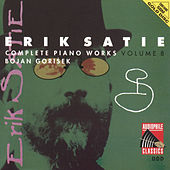 Satie: Complete Piano Works, Vol. 8 by Various Artists