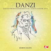 Danzi: Quintet for Wind Instruments No. 2 in B-Flat Major, Op. 56 (Digitally Remastered) by Bamberg Soloists