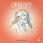 Debussy: String Quartet in G Minor, Op. 10 (Digitally Remastered) by Travnicek Quartett