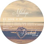 82 Love u - Single by Mikalogic