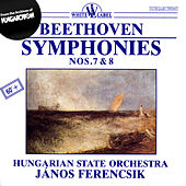 Beethoven: Symphonies Nos. 7 and 8 by Ferencsik János