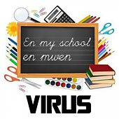 En my school en mwen by Virus