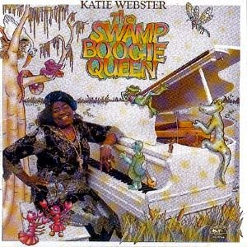 The Swamp Boogie Queen by Katie Webster