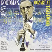 Mozart At Tanglewood by Benny Goodman