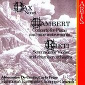 Bax / Lambert / Rieti by Harmonia Ensemble