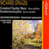 Strauss: Complete Chamber Music - 3 Piano & Horn by Various Artists