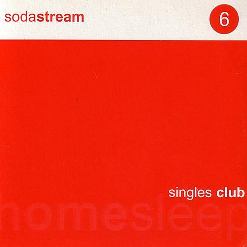 Homesleep Singles Club 6 by Sodastream