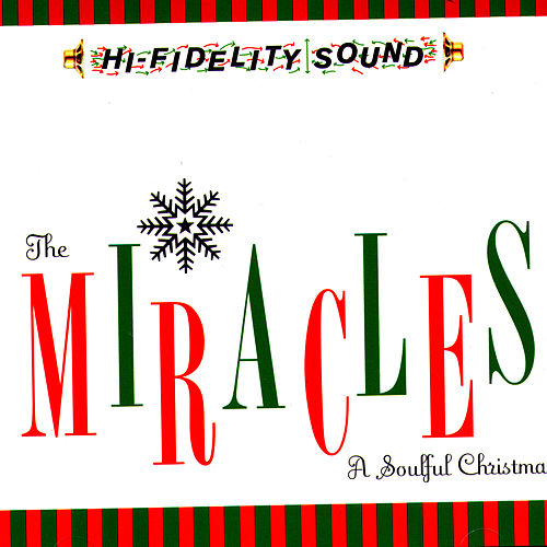 A Soulful Christmas by The Miracles