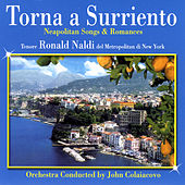 Torna A Surriento - Neapolitan Songs & Romances by Ronald Naldi